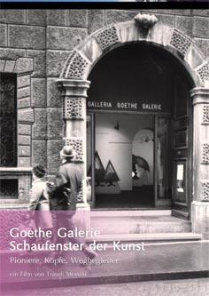 Video: «Goethe Galerie-Schaufenster der Kunst. Pioniere, Köpfe, Wegbegleiter»
