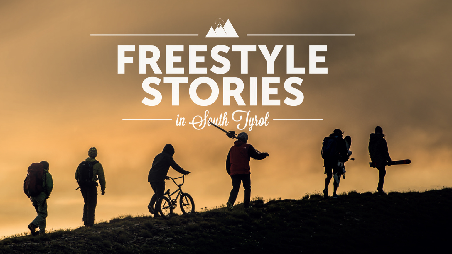 Video: «Freestyle Stories in South Tyrol»