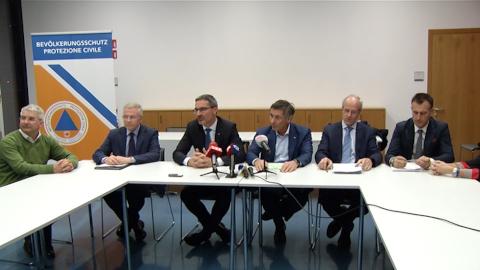 Video: «CORONAVIRUS, erster möglicher Fall in Südtirol»