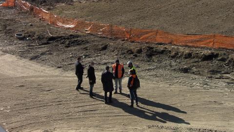 Video: «Niedervintl: Arbeiten für neuen Verkehrsknoten schreiten voran»