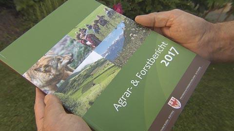 Video: «Forst- und Landwirtschaft in Südtirol: Ein Bericht zum Nachlesen in Zahlen»