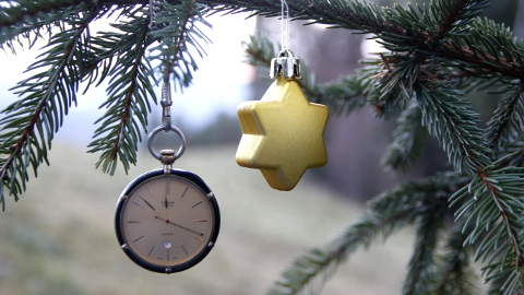 Video: «Zu Weihnachten schenke deine Zeit: keine Gegenstände, keinen Müll! Radiospot. NoiStudio Srl»