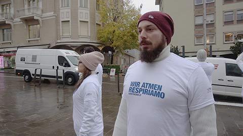 Video: «Wir Atmen. GNews Production»