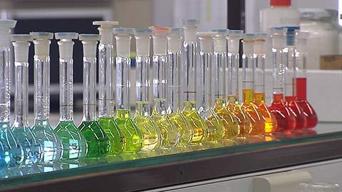 Video: «Analisi delle sostanze chimiche per garantire più sicurezza ai cittadini. GNews Production»