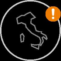 Viaggiare in Italia e in Europa | Attenzione restrizioni