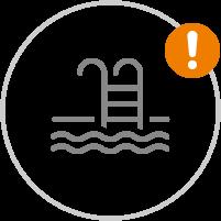 Palestre, piscine e strutture termali | Attenzione restrizioni