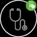 Automonitoraggio e medico di base | Erforderlich
