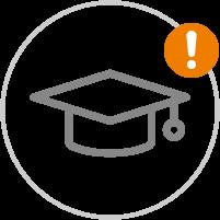 Universitäten | Achtung Einschränkungen